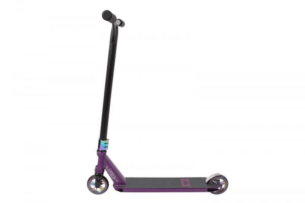 AO Scooter Lambda 2.1 Custom Complete purple/oilslick