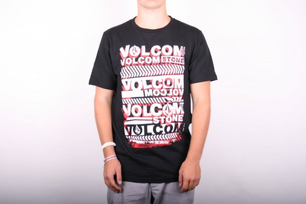 Volcom T-Shirt Cross SS Basic Tee
