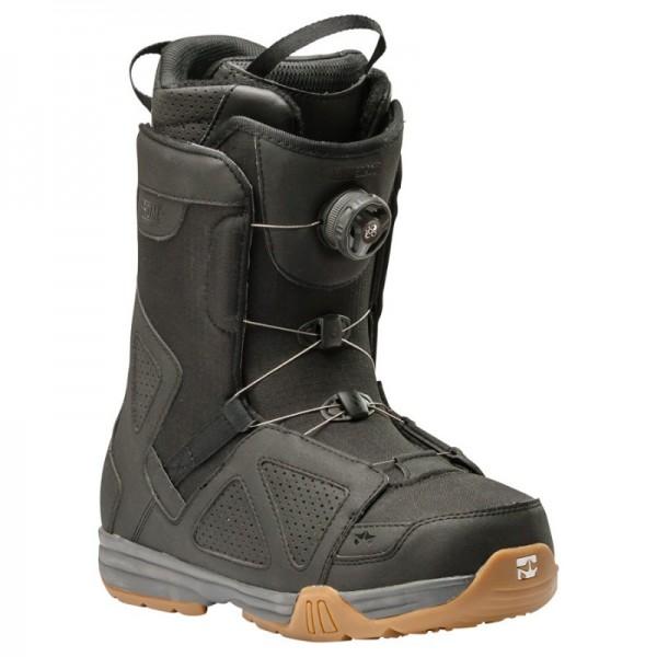 Rome Snowboard Boot Stomp MS - Black