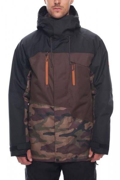 686 Geo Insulated Jacket camo