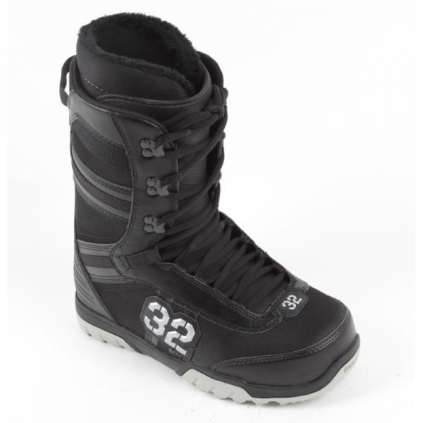 Thirtytwo Boots Exus black/gum
