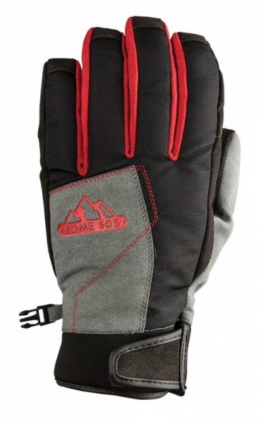 Rome Gloves Nomad - Black