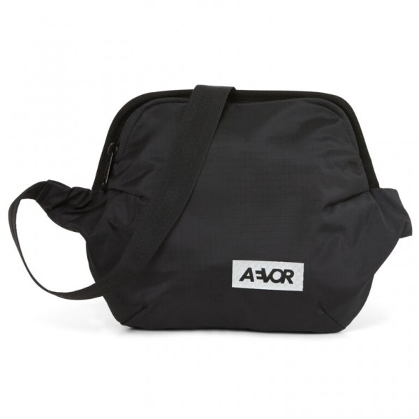 Aevor Hipbag Plus Ripstop Black