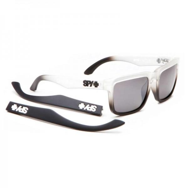 Spy Sunglass Helm Clear faded-grey Polar