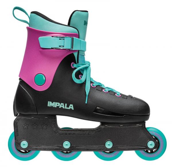 Impala Lightspeed Inline Skate Black Berry