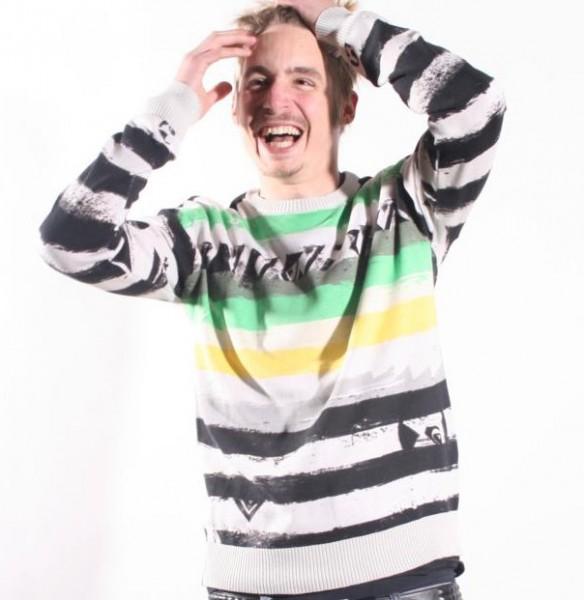 Quiksilver Knit Sweater Roller