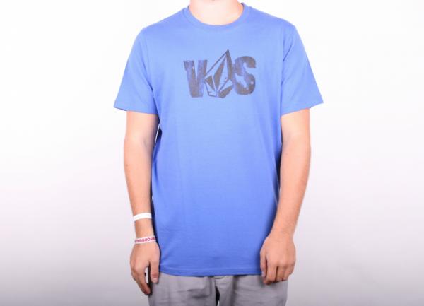 Volcom T-Shirt VS SS Basic Tee Blue