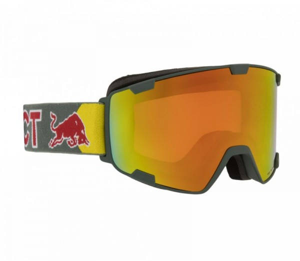 Red Bull Spect Eyewear Goggle Park olive green