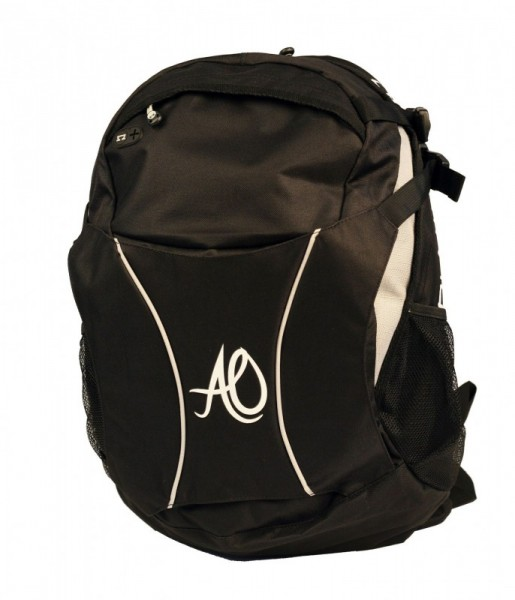AO Scooters Backpack - Black