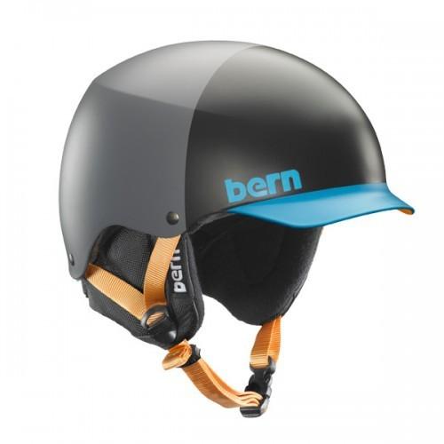 Bern Helm Baker EPS Grey/ Blue Hatstyle