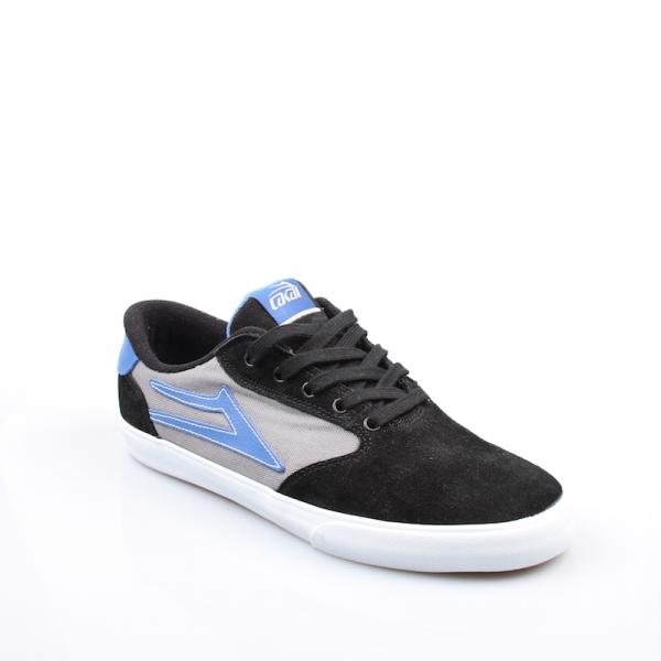 Lakai Schuhe Pico Color: black/grey suede