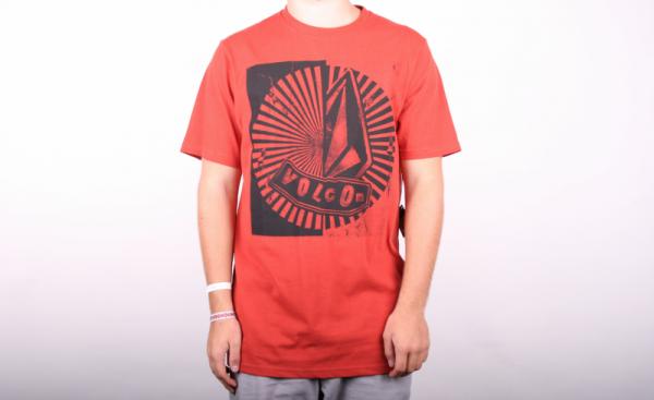 Volcom T-Shirt Rolling Stones