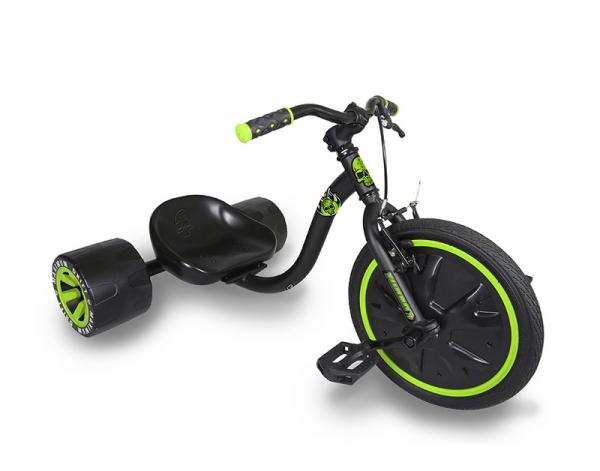MGP Trike Mini Drift black/green