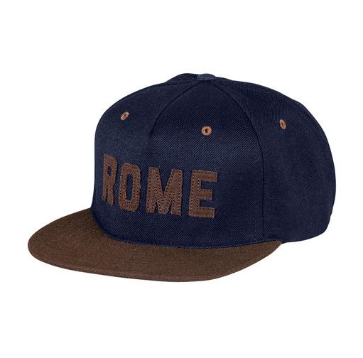 Rome Snapback Rome - Navy