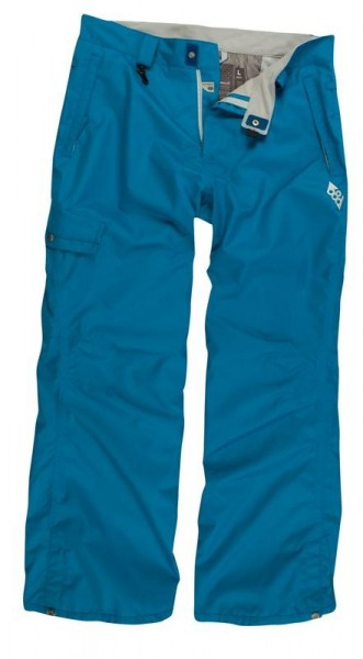 686 Mannual Motion Snow Pant cyan