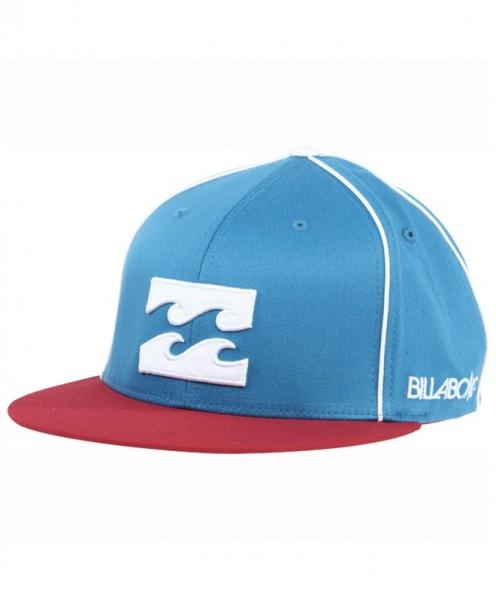 Billabong Flat Cap Volt blue