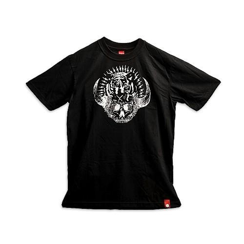 Be-Mag T-shirt Tigerskull