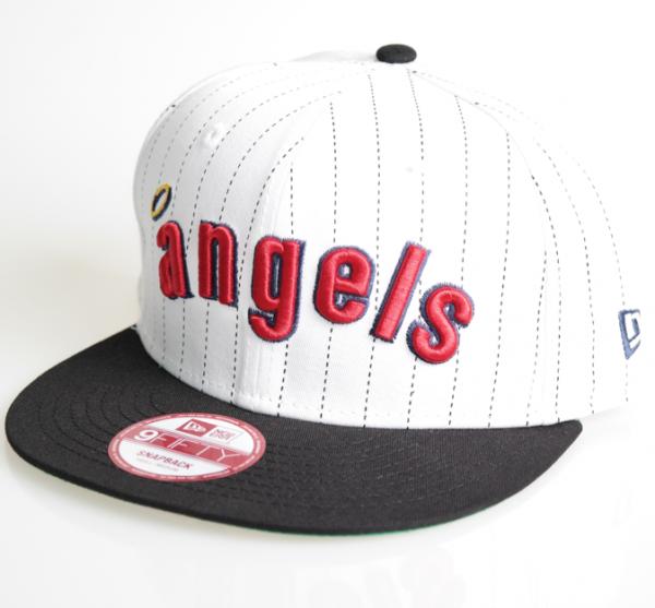 New Era Cap 9-Fifty Snapback Angels