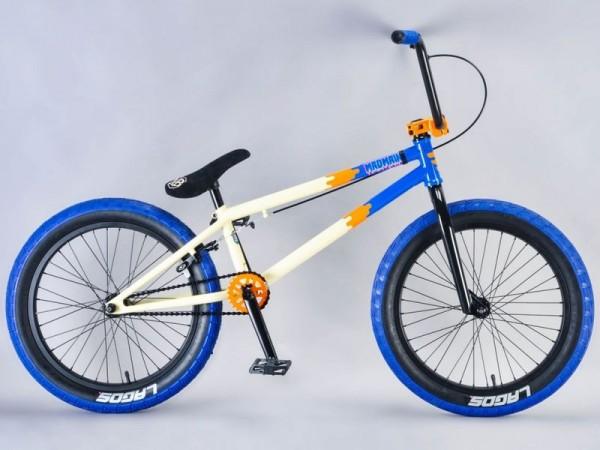 Mafia Bikes BMX Madmain Blue Tan