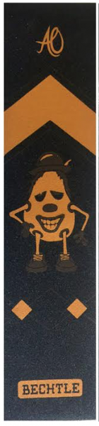 AO Scooters Griptape Blackbook - Bechtle
