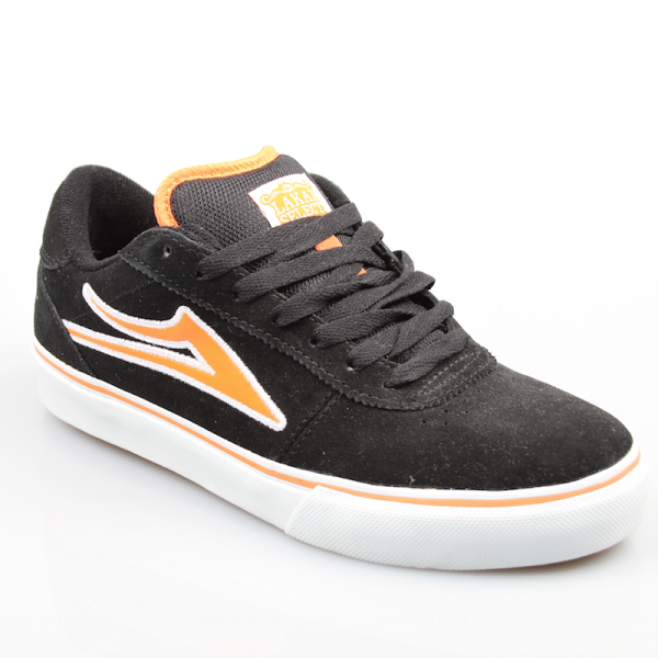 Lakai Schuhe Manchester Select black/orange