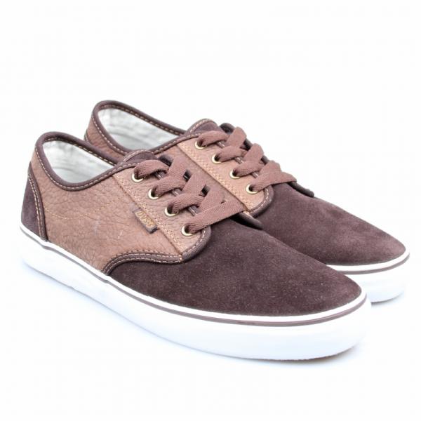 DVS Schuhe Rico CT brown suede