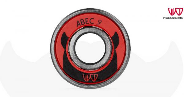 Wicked Bearings Abec 9, Single