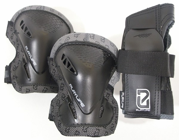 Playlife Standard Protection Tri-Pack