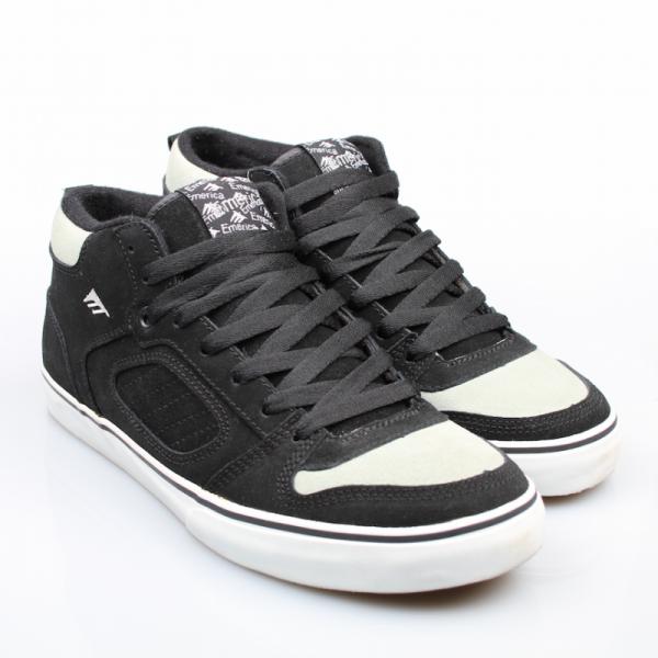 Emerica Schuhe Francis black/grey/white