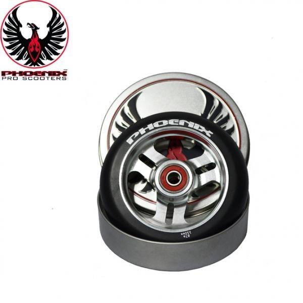 Phoenix Wheel F1 3 Spokes Silver