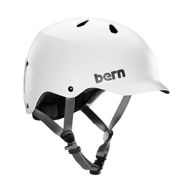 "Bern EPS Skate Helm ""Watts"" satin white"