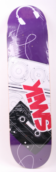 "SMiK Skateboard Deck 7.75"" - Limited Logo"