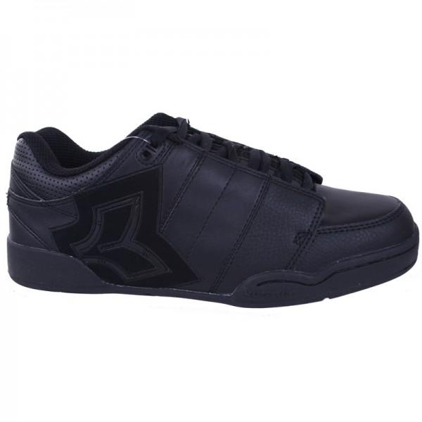 Kustom Schuhe Kontage black
