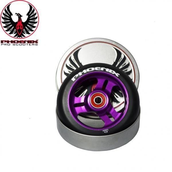 Phoenix Wheel F1 3 Spokes Violet