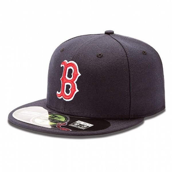 New Era Cap 59-Fifty Boston Red Socks Authentic