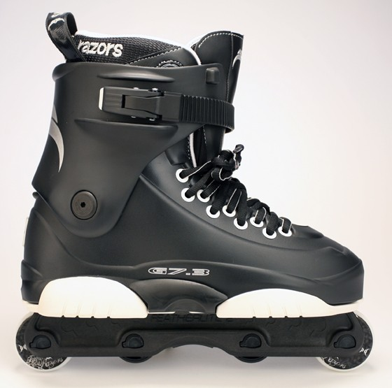 Razors Inline Skates Genesys 7.3 *Complete*