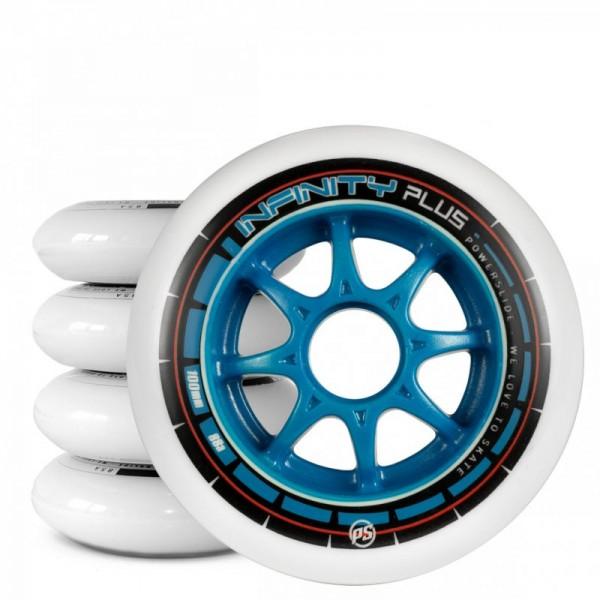 Powerslide Wheels Infinity Plus 100mm