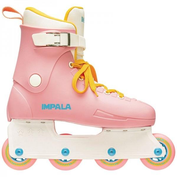 Impala Lightspeed Inline Skate Pink Yellow