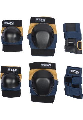 TSG Protection-Set nightblue duskyellow