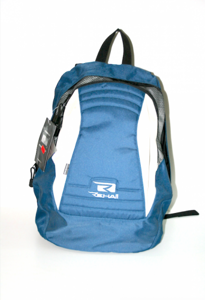 Rehall Backpack Blue/White