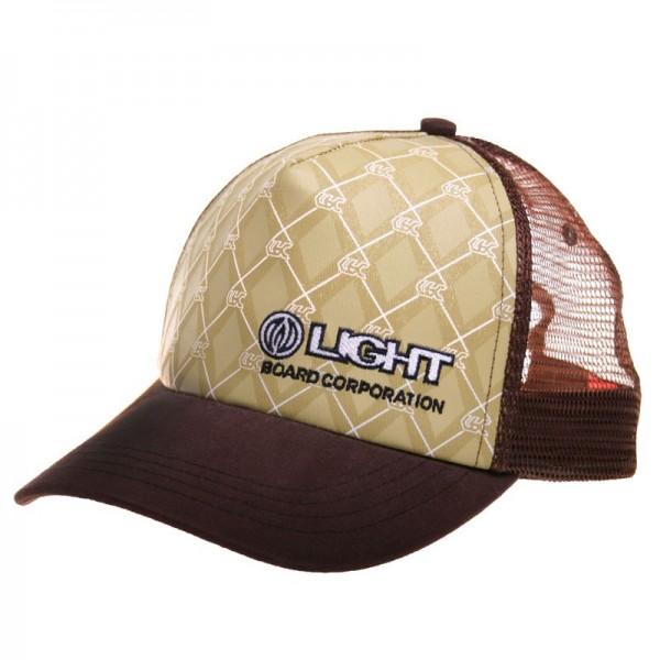 Light Trucker Cap Pattern