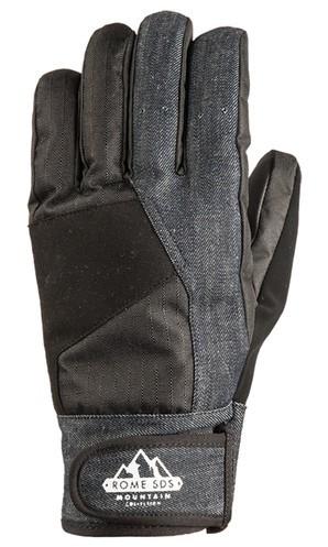Rome Gloves Nomad Black