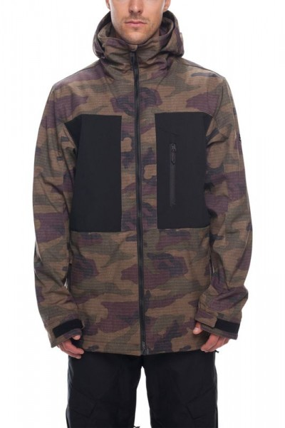 686 Smarty Phase Softshell Jacket camo
