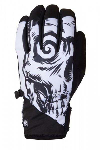 686 Ruckus Pipe Glove black sublimation