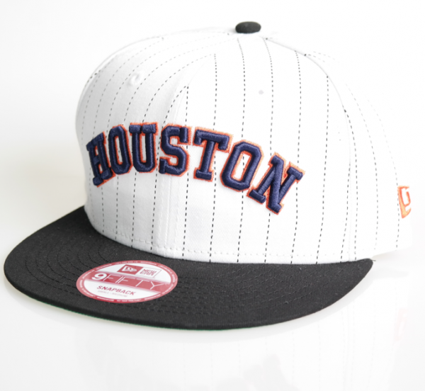 New Era Cap 9-Fifty Snapback Houston