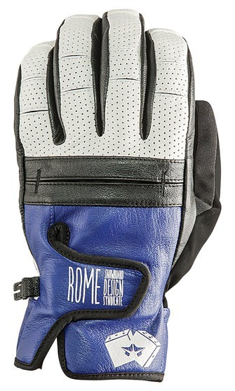 Rome Gloves Bushwood Blue