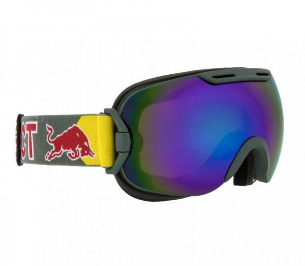 Red Bull Spect Eyewear Goggle Slope olive green
