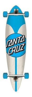 "Santa Cruz Complete ""Azul"" 39"" Pintail"