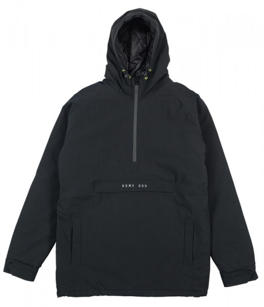 Rome Field Anorak black