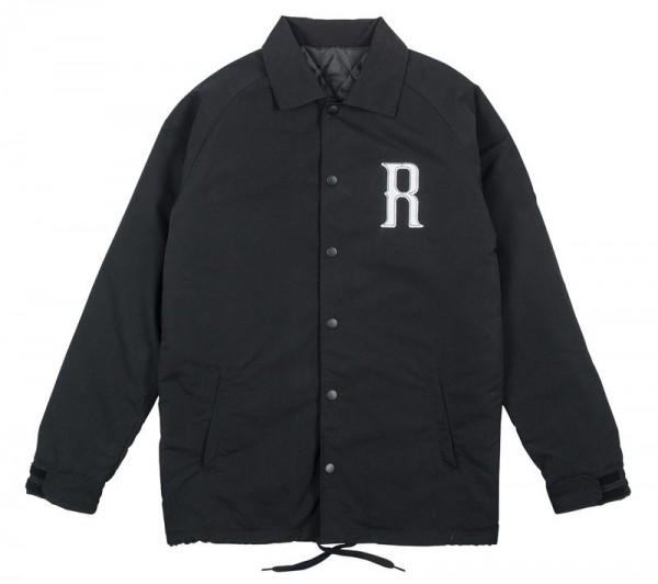 Rome Grounds Crew Jacket black